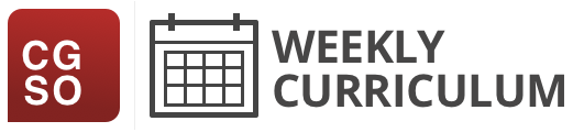 Complex General Surgical Oncology Weekly Curriculum Image