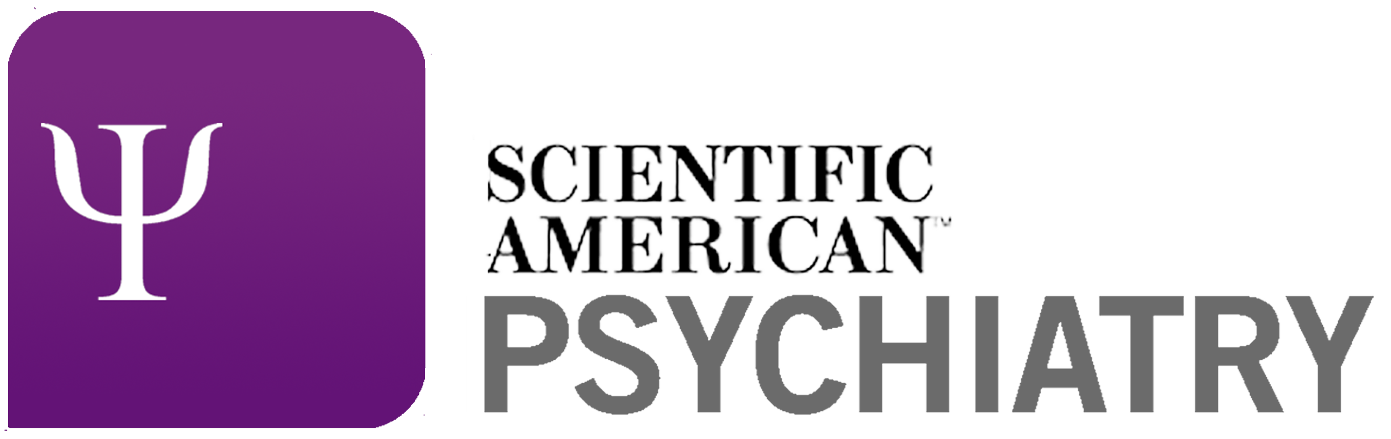 Scientific American Psychiatry Image